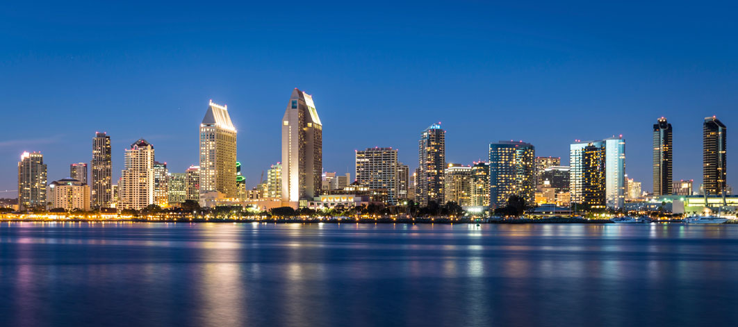 HD Quality Wallpaper | Collection: Man Made, 1062x471 San Diego