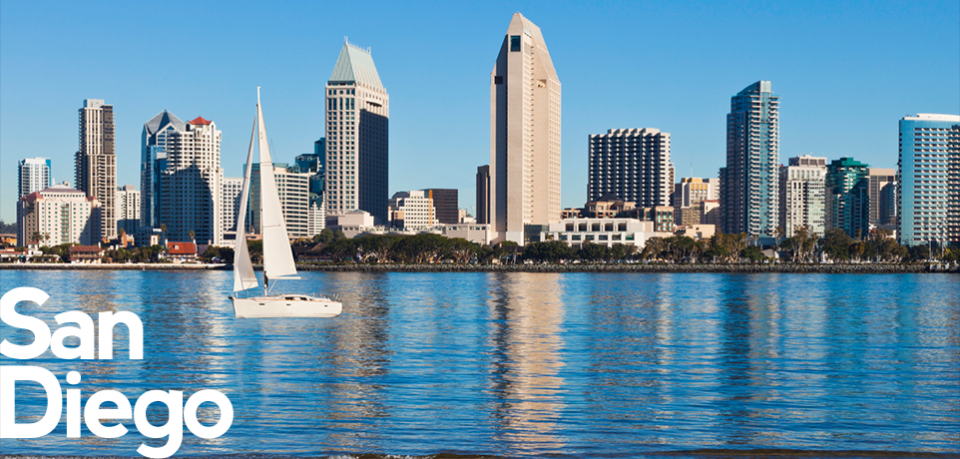 Nice wallpapers San Diego 960x459px