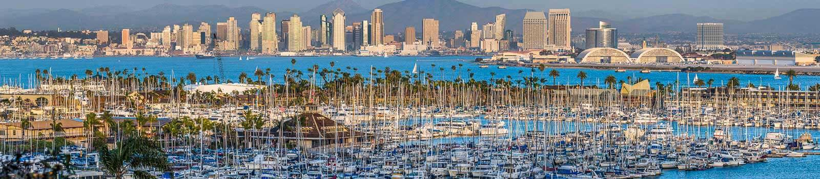 San Diego Backgrounds, Compatible - PC, Mobile, Gadgets| 1600x350 px