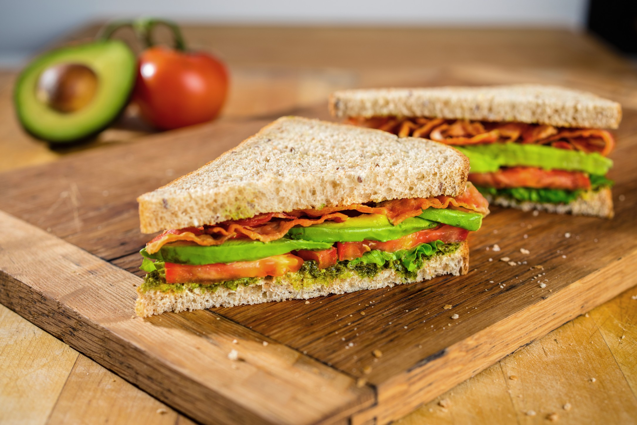 Sandwich Pics, Food Collection