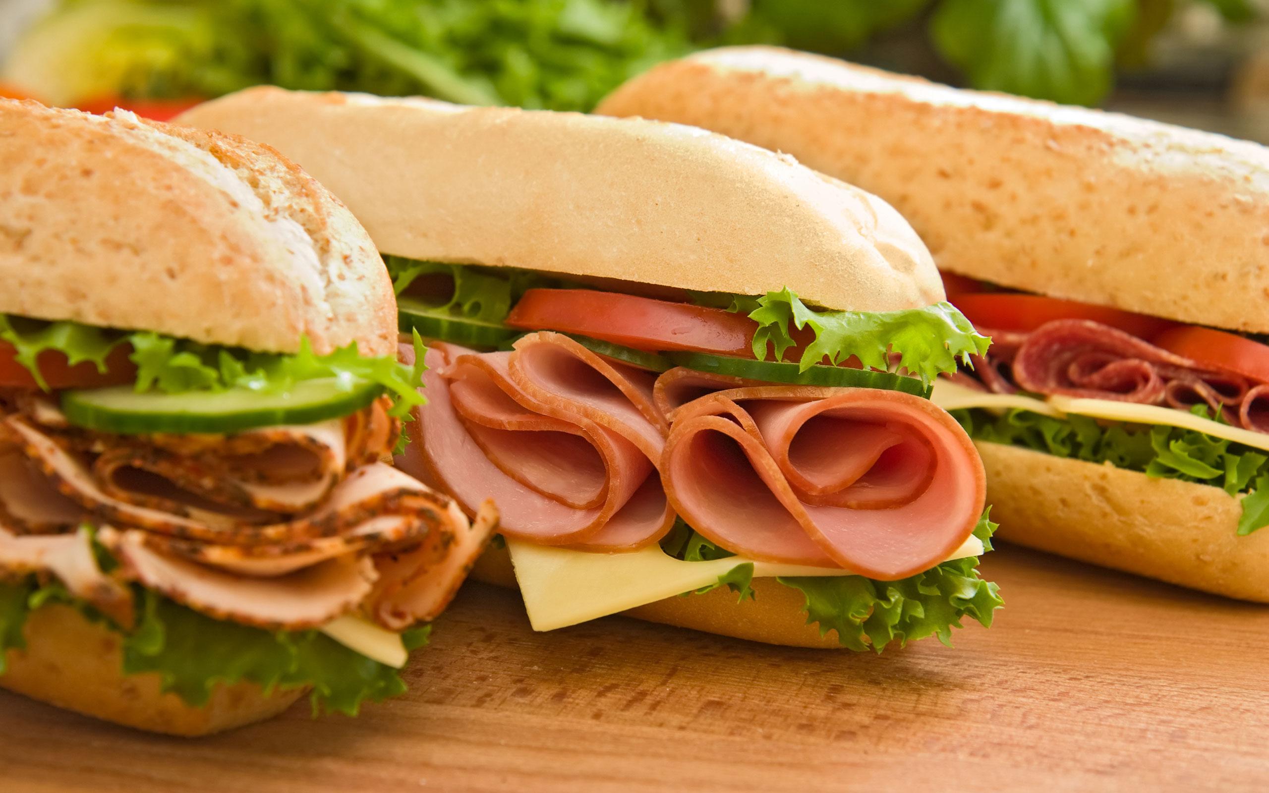 High Resolution Wallpaper | Sandwich 2560x1600 px