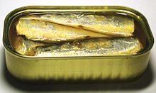 HD Quality Wallpaper   Collection: Food, 220x131 Sardines