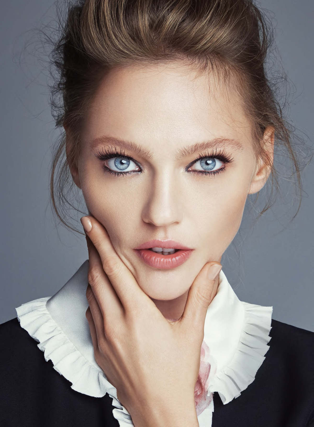 High Resolution Wallpaper | Sasha Pivovarova 1200x1632 px
