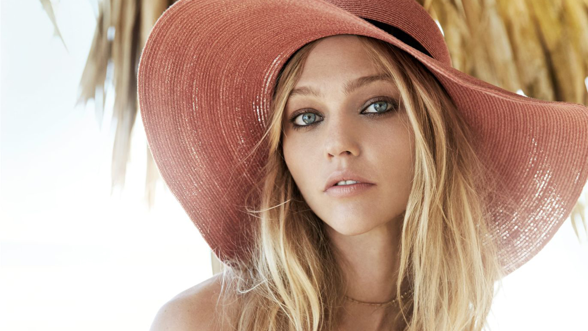 Sasha Pivovarova Backgrounds, Compatible - PC, Mobile, Gadgets| 1920x1080 px
