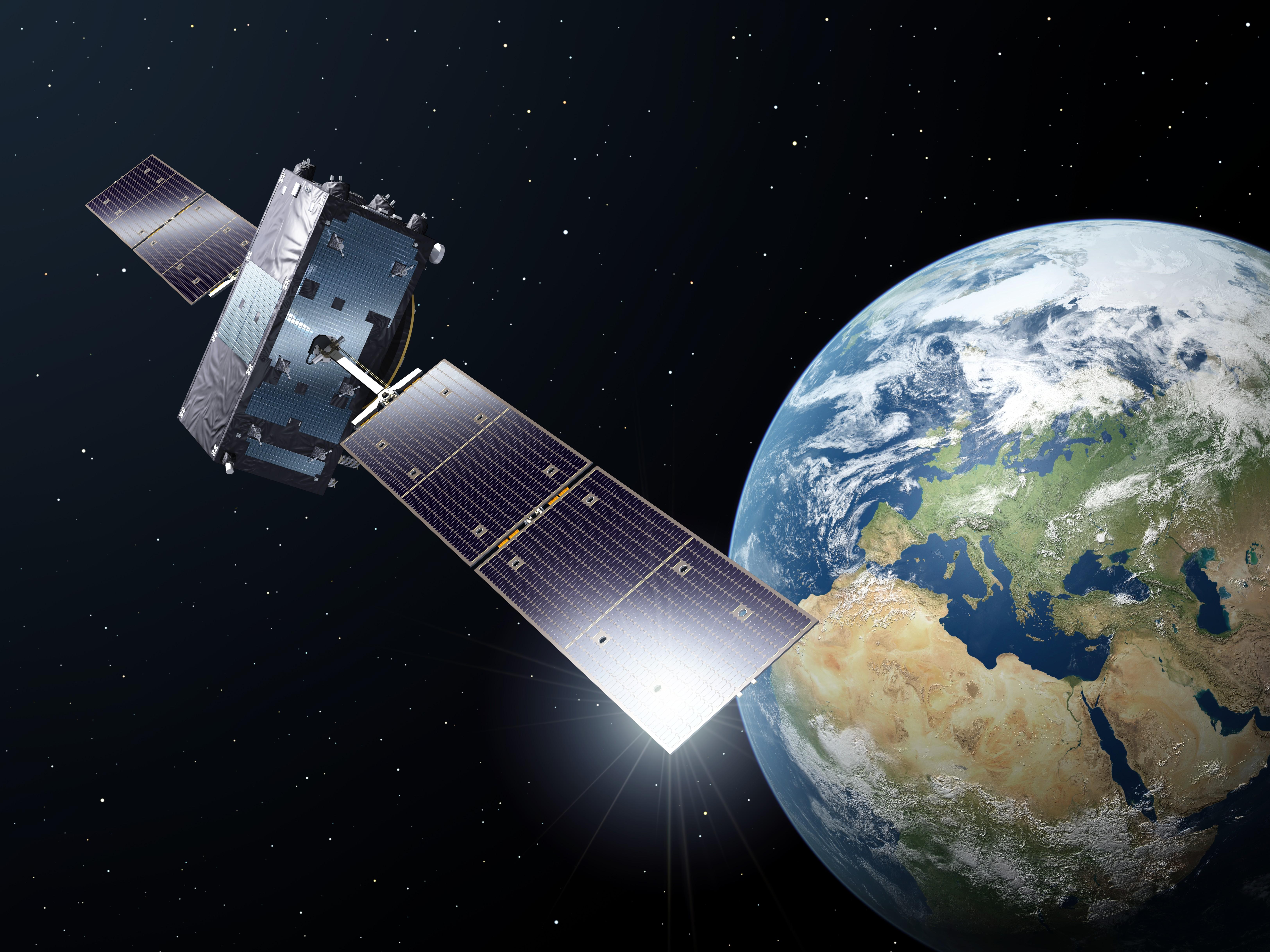Images of Satellite | 6500x4875