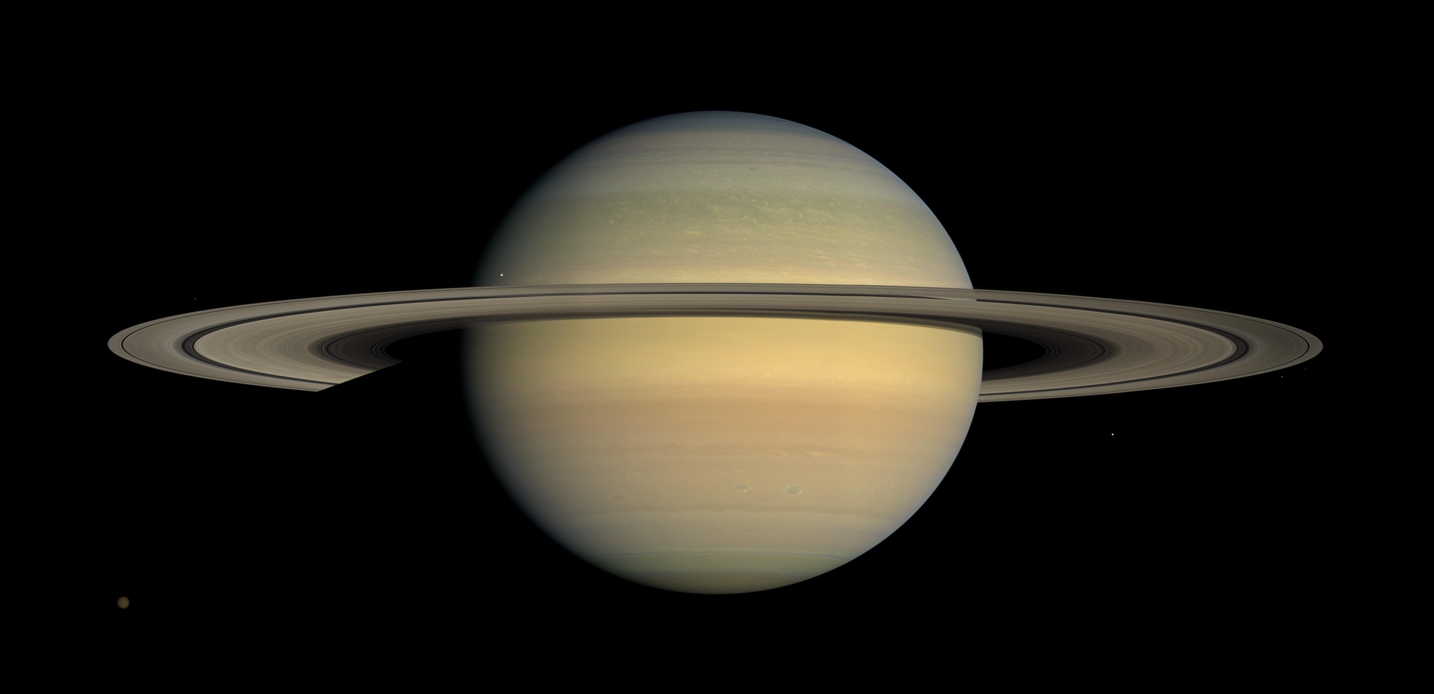 Saturn Pics, Sci Fi Collection