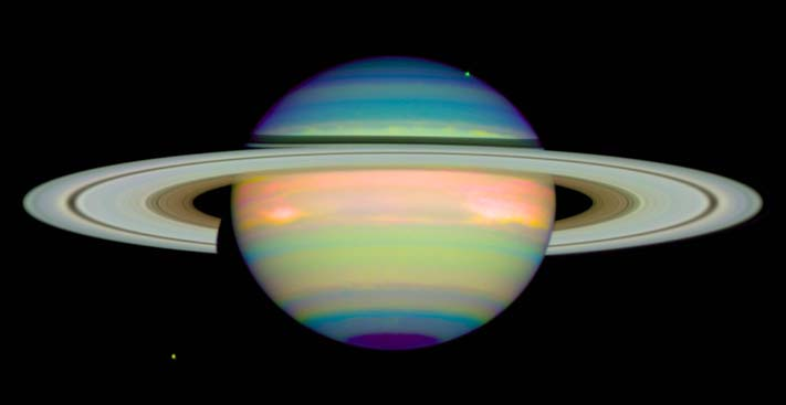 Amazing Saturn Pictures & Backgrounds