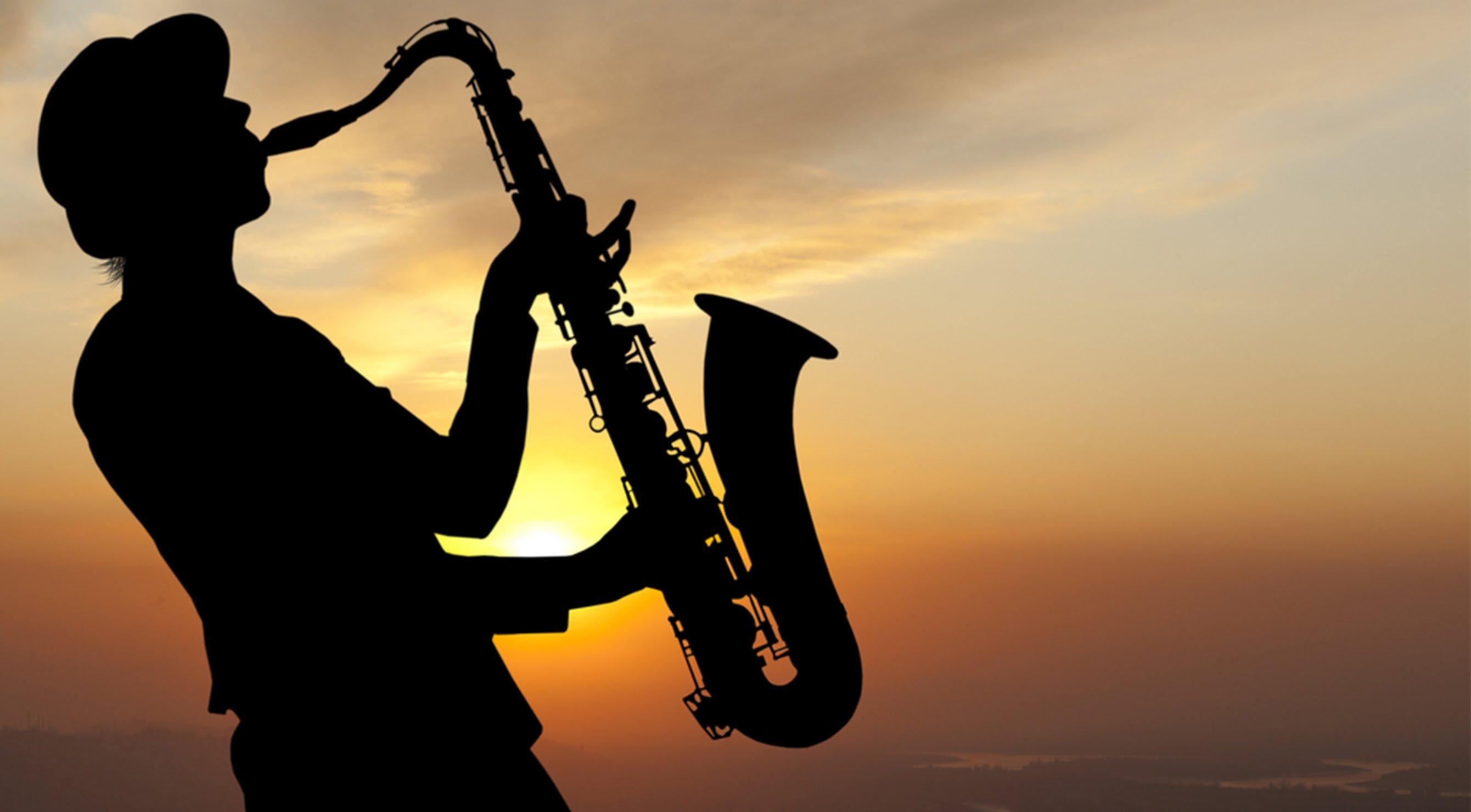 Saxophone Backgrounds, Compatible - PC, Mobile, Gadgets  2680x1480 px