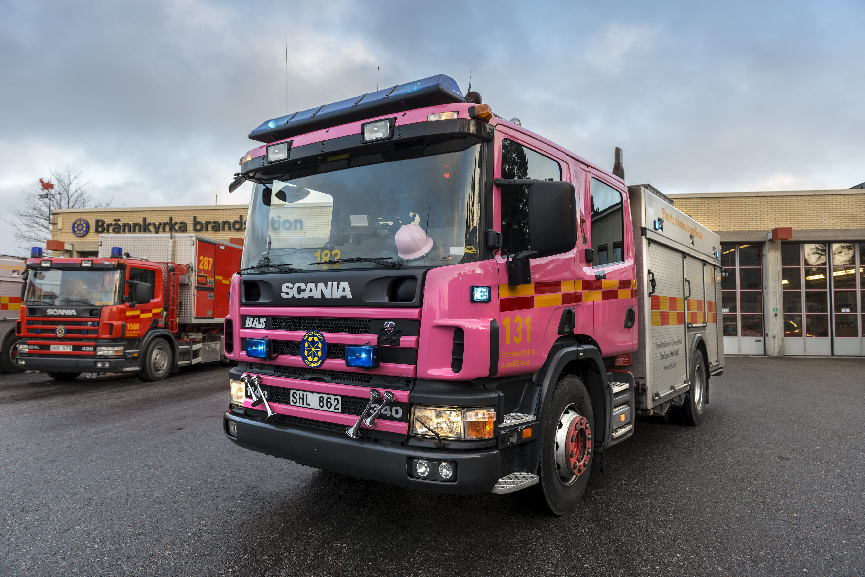 Scania Fire Truck wallpapers, Vehicles, HQ Scania Fire Truck