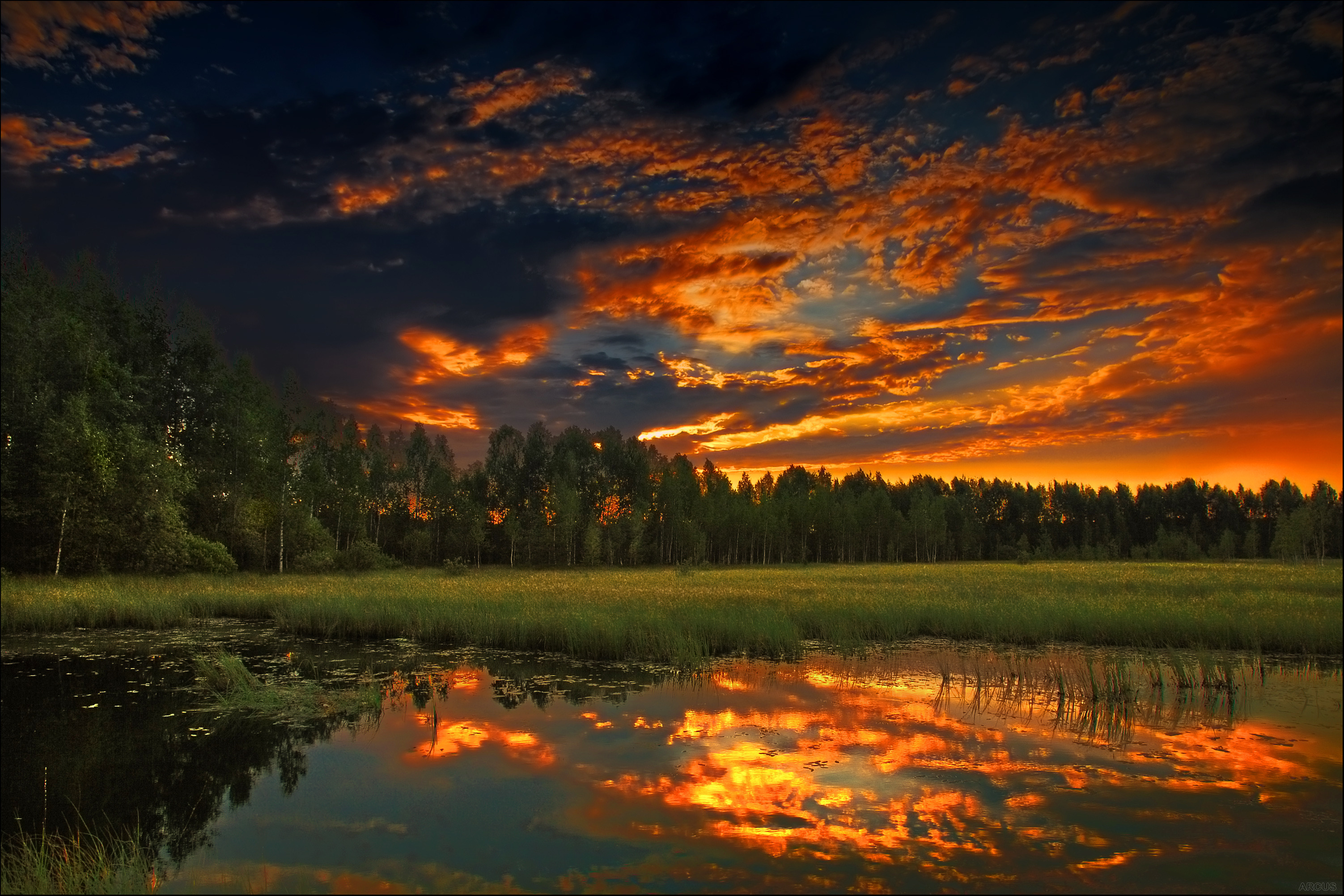 Nice Images Collection: Scenic Desktop Wallpapers