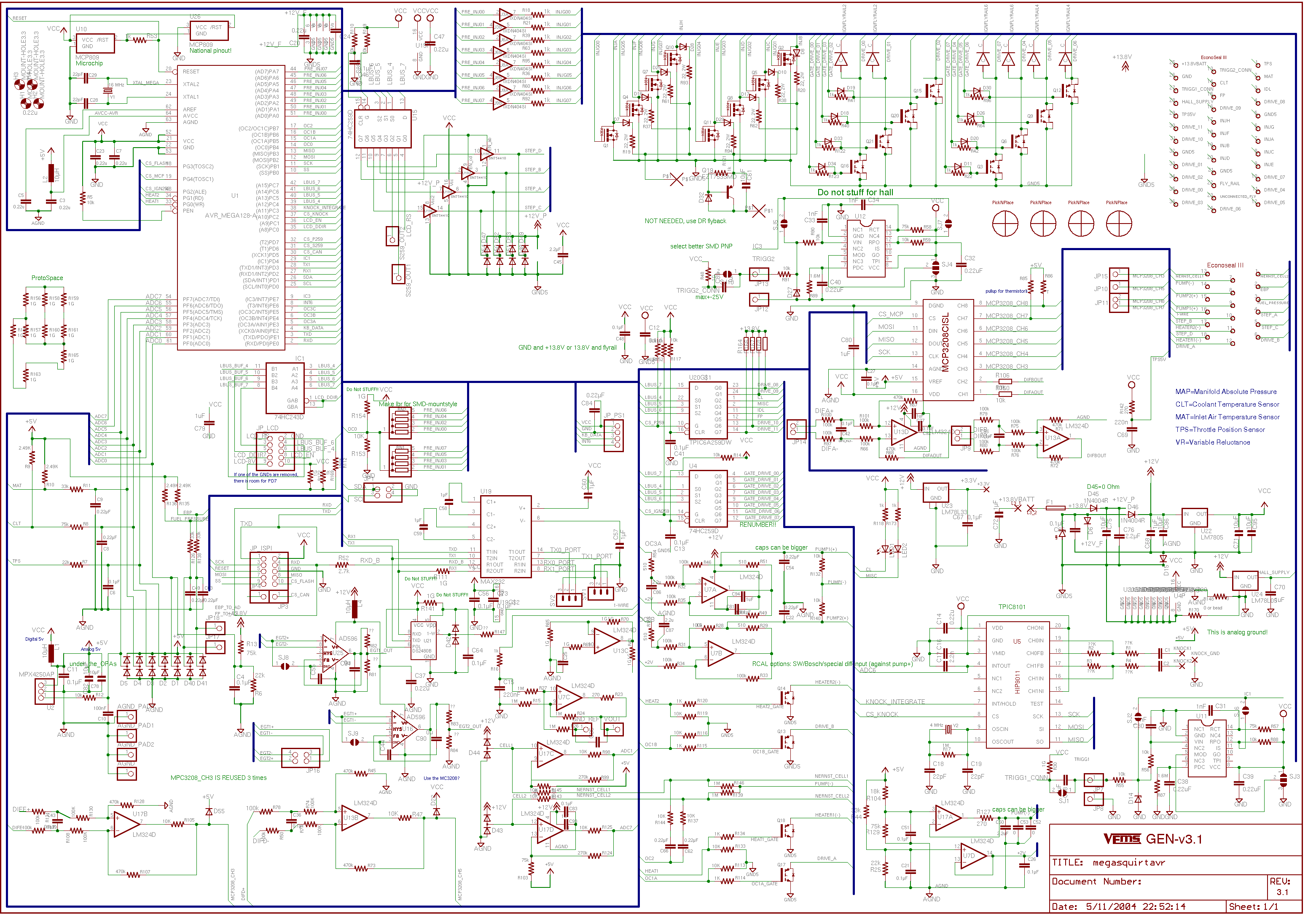 Schematic Pics, Military Collection