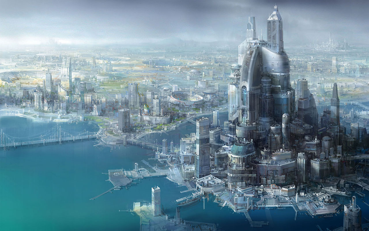 Nice wallpapers Sci Fi 1280x800px