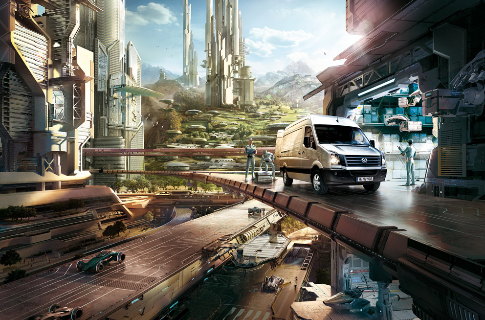 Amazing Sci Fi Pictures & Backgrounds