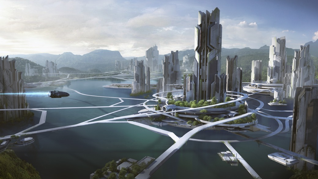 Nice Images Collection: Sci Fi Desktop Wallpapers