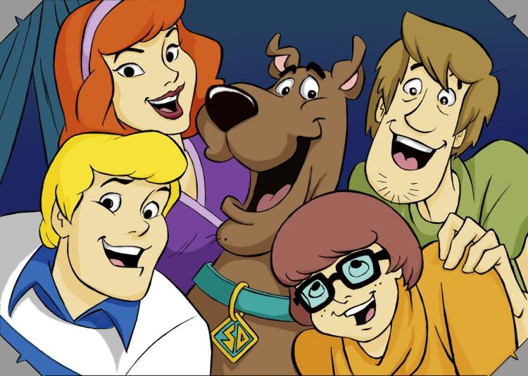 HQ Scooby Doo Wallpapers | File 70.42Kb
