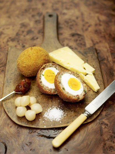 Scotch Egg Pics, Food Collection