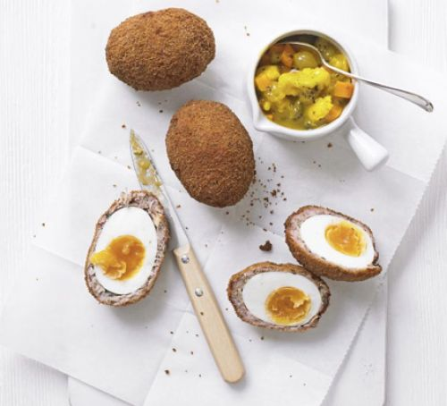 HQ Scotch Egg Wallpapers | File 30.03Kb