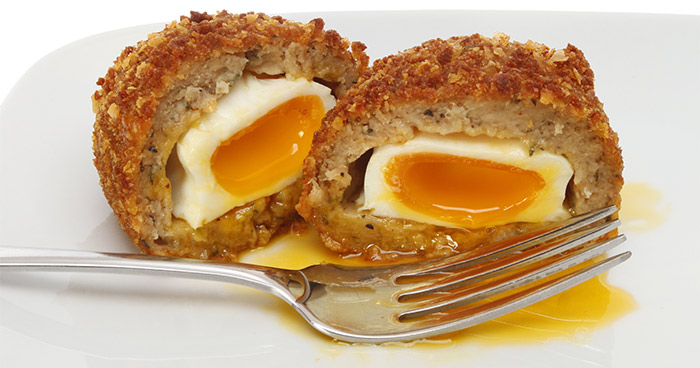 Nice wallpapers Scotch Egg 700x368px