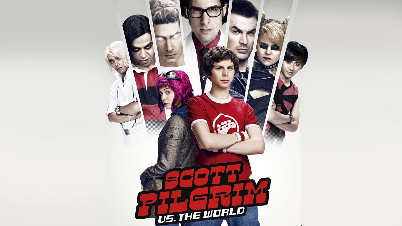 Scott Pilgrim Vs The World Wallpapers Movie Hq Scott Pilgrim Vs