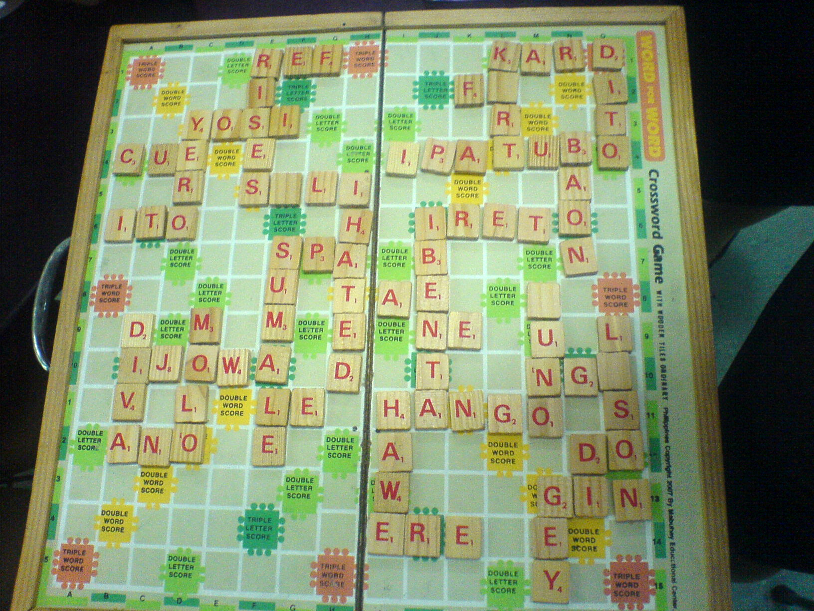 Scrabble Backgrounds on Wallpapers Vista