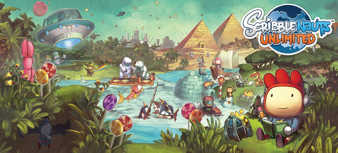 Scribblenauts Unlimited wallpapers, Video Game, HQ