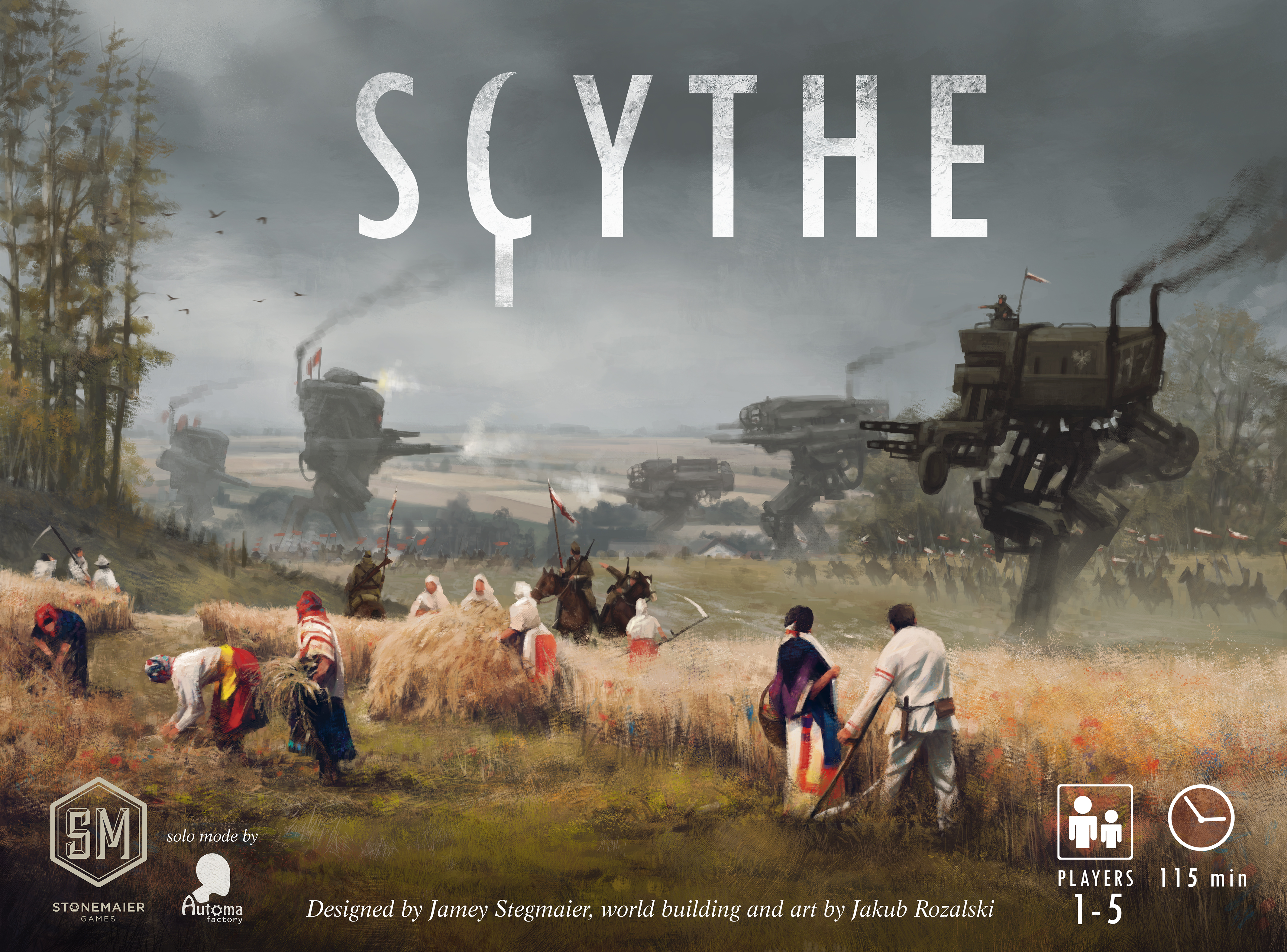 Nice wallpapers Scythe 4259x3151px