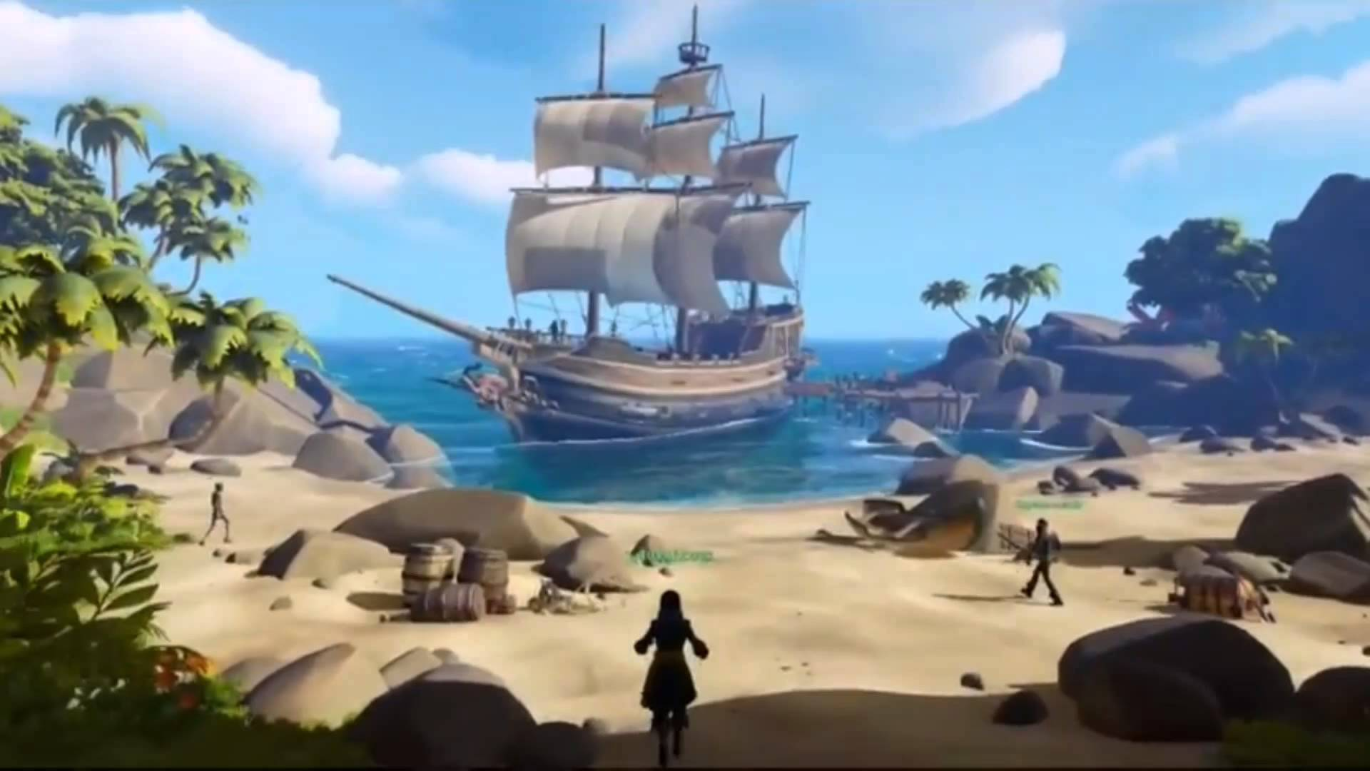 Most Viewed Sea Of Thieves Wallpapers 4k Wallpapers