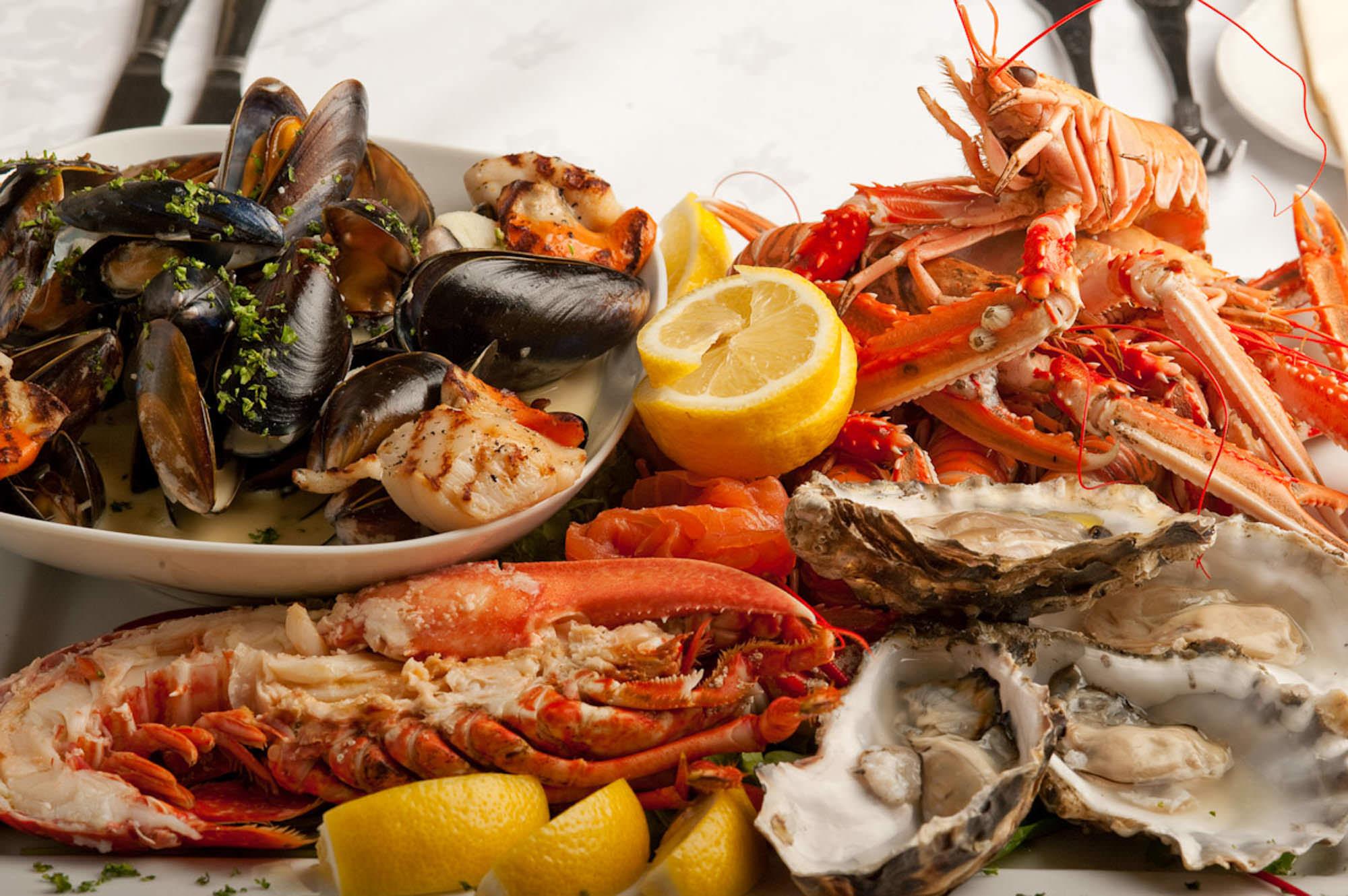 Seafood Pics, Food Collection