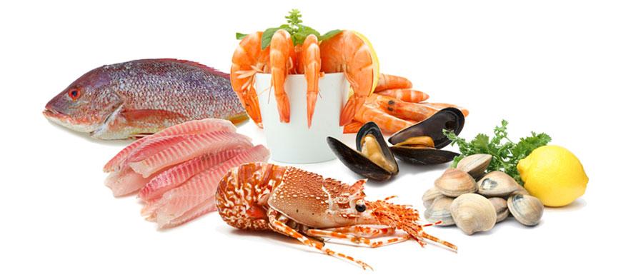 Nice wallpapers Seafood 890x388px