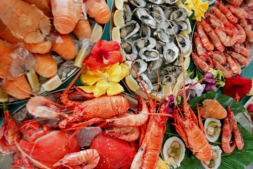 High Resolution Wallpaper   Seafood 500x333 px