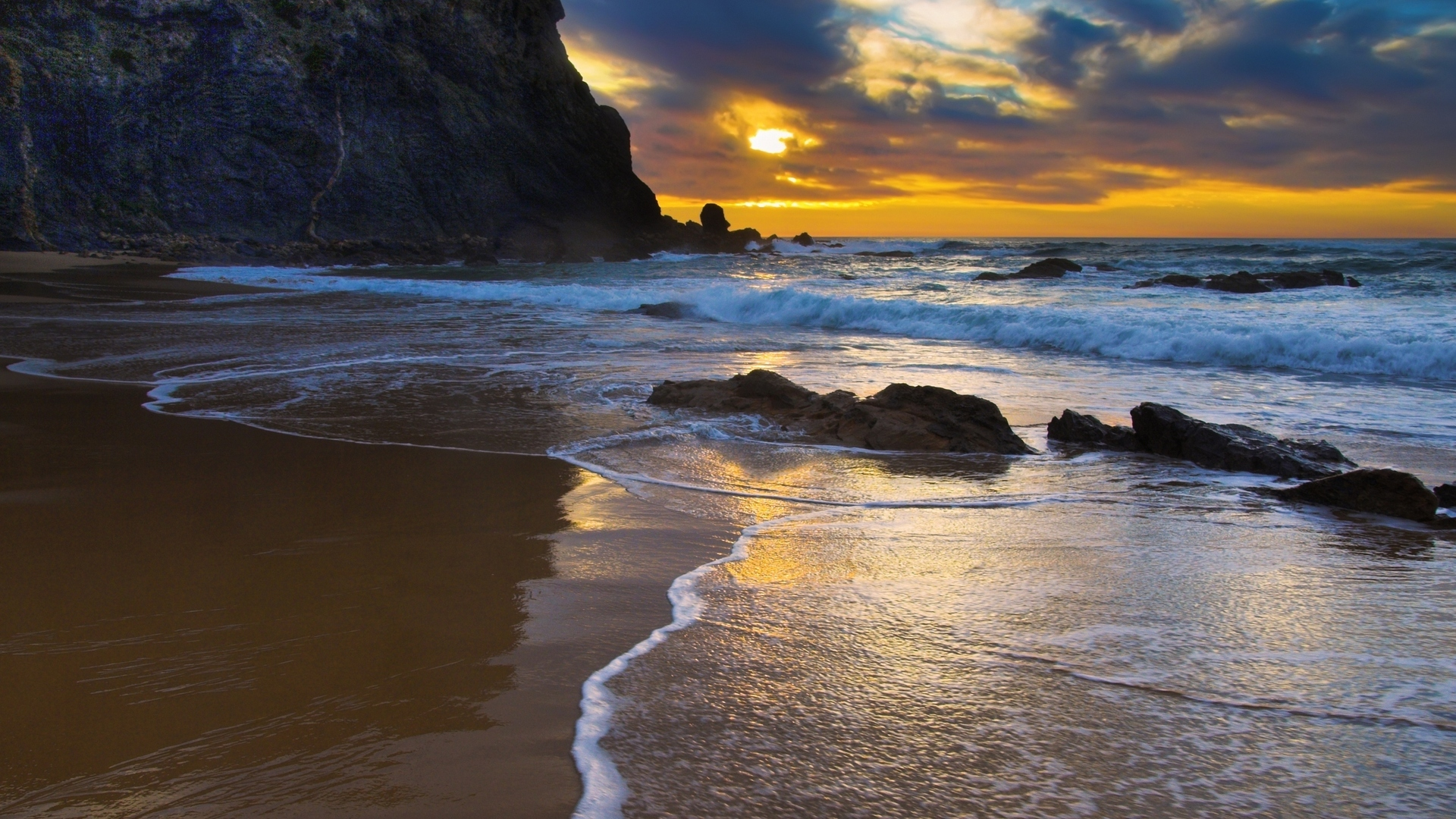 Nice wallpapers Seascape 1920x1080px