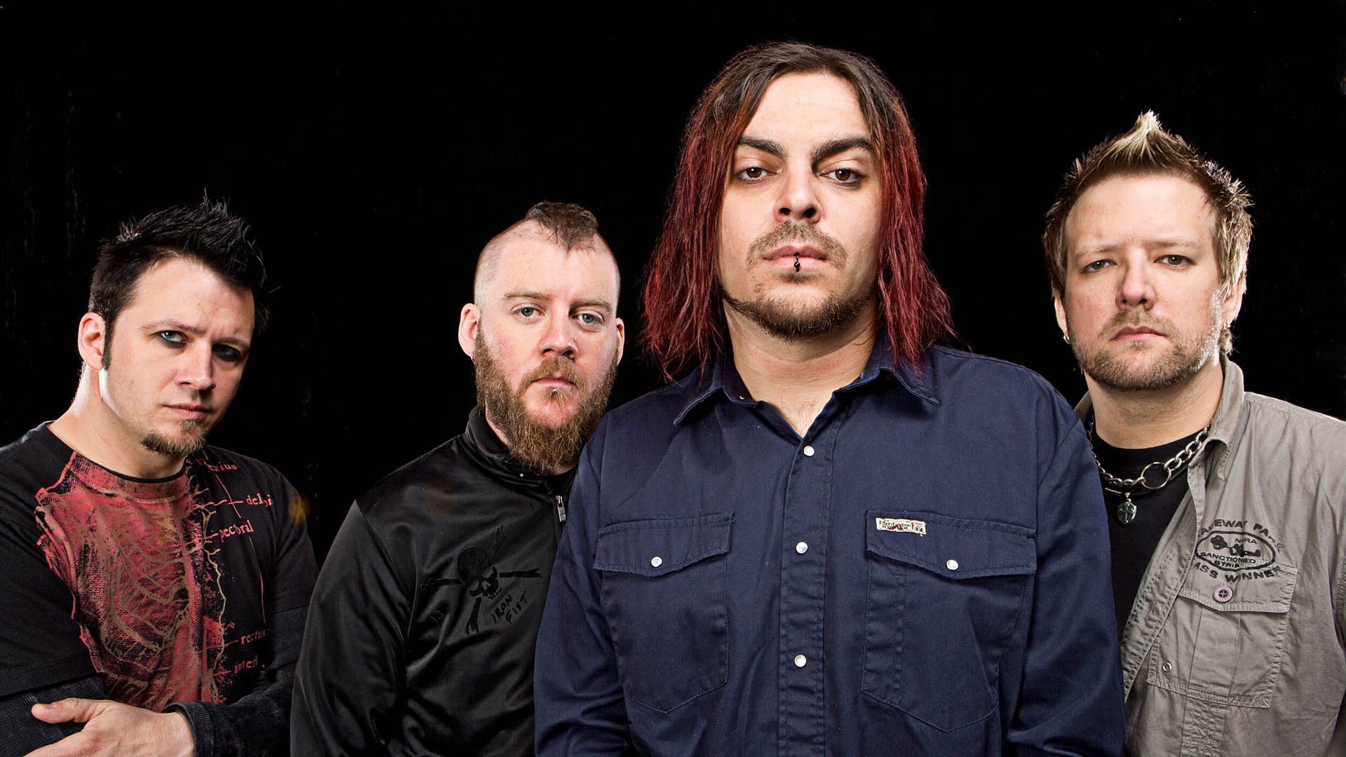 HD Quality Wallpaper | Collection: Music, 1920x1080 Seether