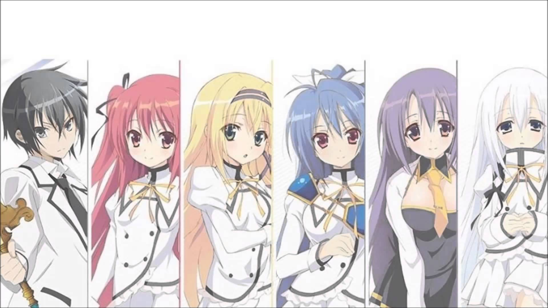 Seirei Tsukai No Blade Dance Wallpapers Anime Hq Seirei Tsukai