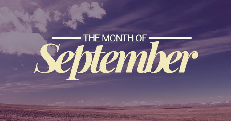 September Backgrounds, Compatible - PC, Mobile, Gadgets| 750x394 px