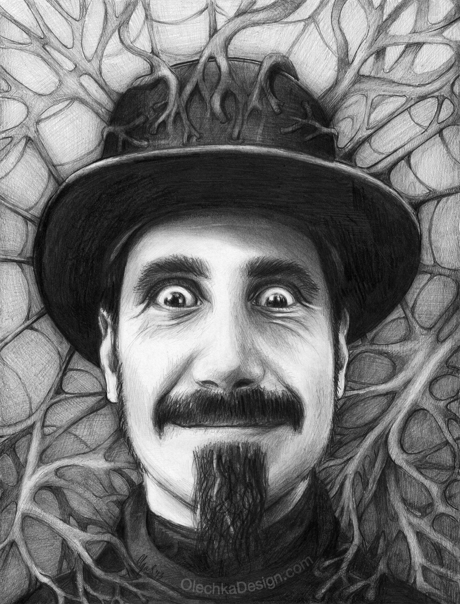 Nice Images Collection: Serj Tankian Desktop Wallpapers