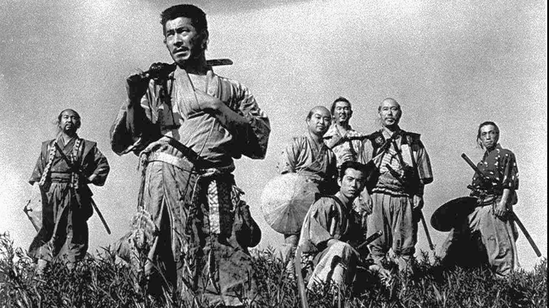 Seven Samurai dual audio [Eng-Hindi] Download Full Movie In 700mb