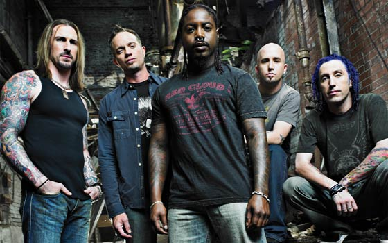 Sevendust High Quality Background on Wallpapers Vista