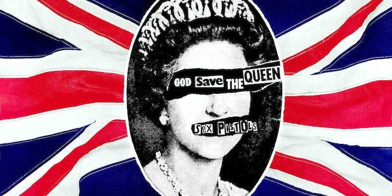 HQ Sex Pistols Wallpapers | File 104.22Kb