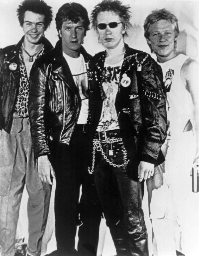 Sex Pistols Pics, Music Collection