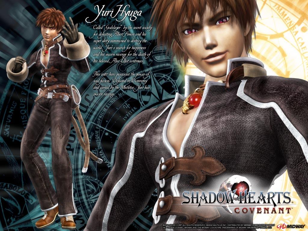 G Queen Yuri Hyuga shadow hearts wallpapers, video game, hq shadow hearts