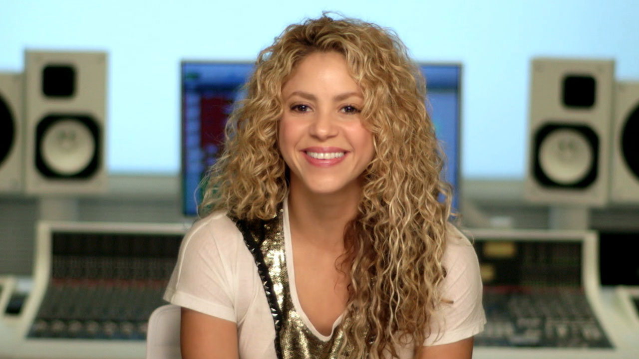 HD Quality Wallpaper | Collection: Music, 1280x720 Shakira