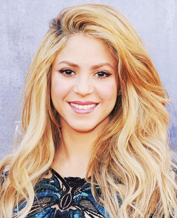 HQ Shakira Wallpapers | File 85.72Kb