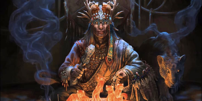 Amazing Shaman Pictures & Backgrounds