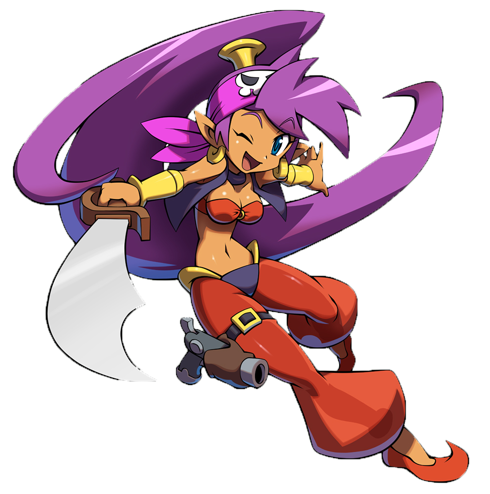 Shantae Wallpapers Video Game Hq Shantae Pictures 4k