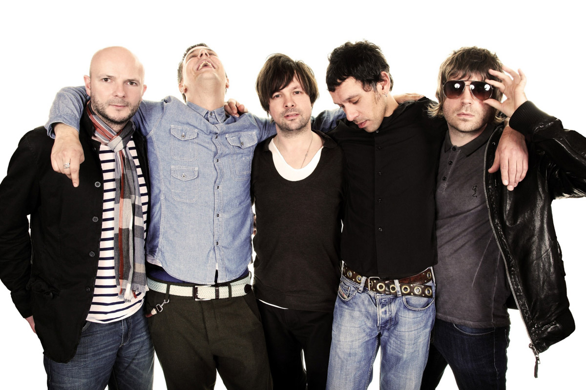 Nice Images Collection: Shed Seven Desktop Wallpapers