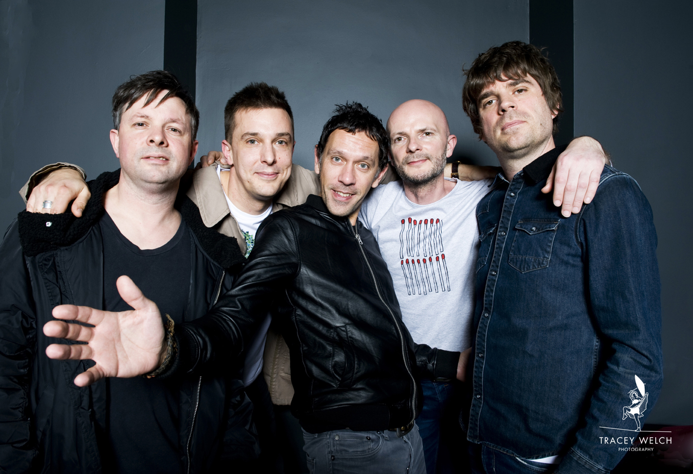 HD Quality Wallpaper | Collection: Music, 1414x967 Shed Seven