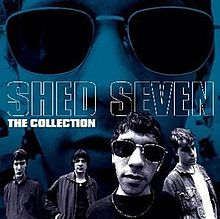 HD Quality Wallpaper | Collection: Music, 220x219 Shed Seven