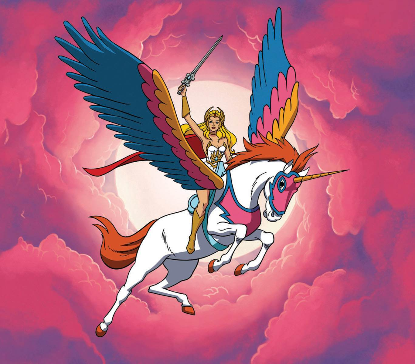 Nice Images Collection: She-Ra: Princess Of Power Desktop Wallpapers
