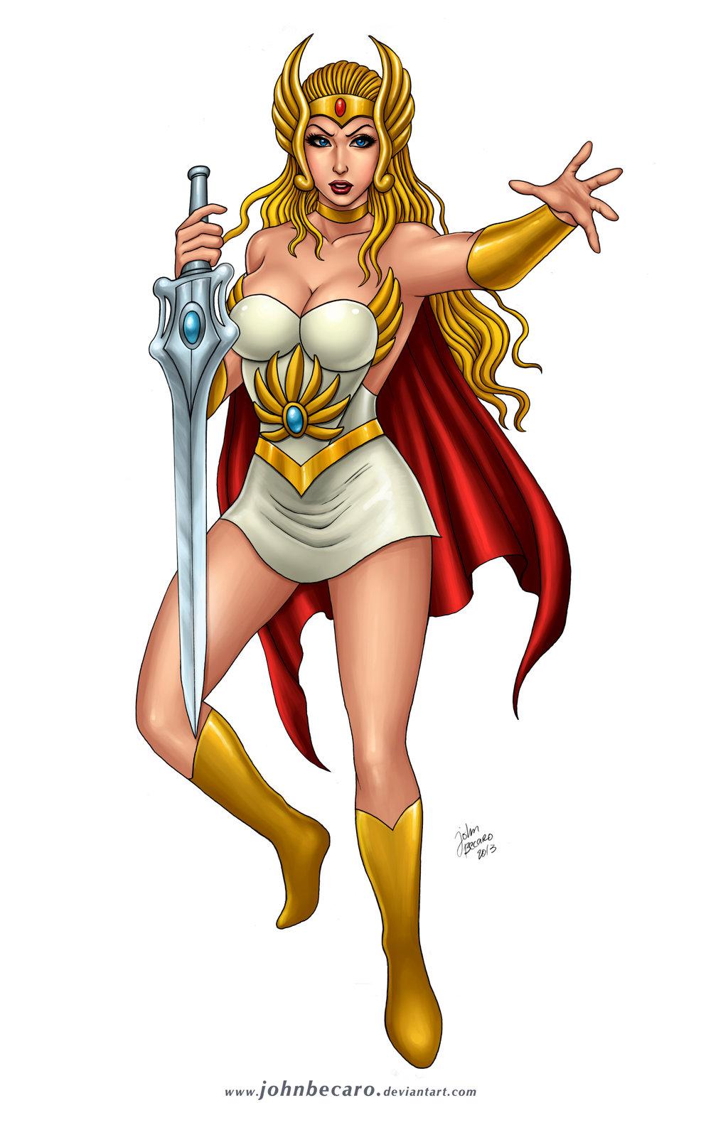 1024x1583 > She-Ra: Princess Of Power Wallpapers