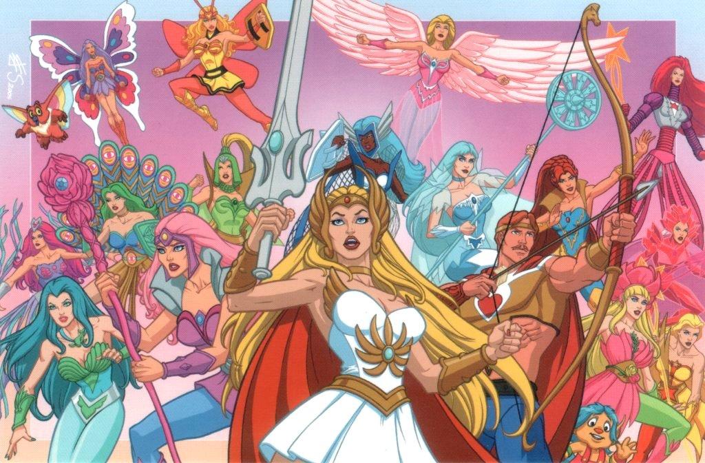 Nice wallpapers She-Ra: Princess Of Power 1024x672px